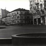 Площадь Льва Толстого в 1983 году