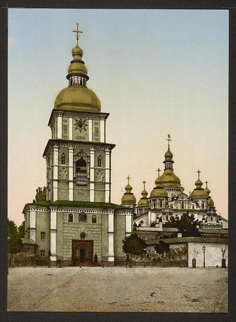 Михайловский монастырь