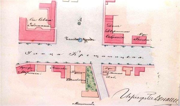 План Майдана 1871 года