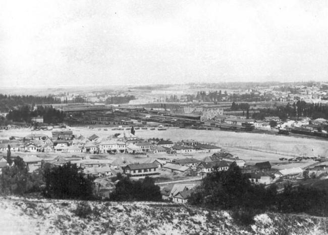 Соломенка в 80-х годах 19 века