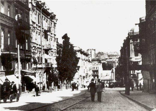 Прорезная улица, Киев, начало 20 века
