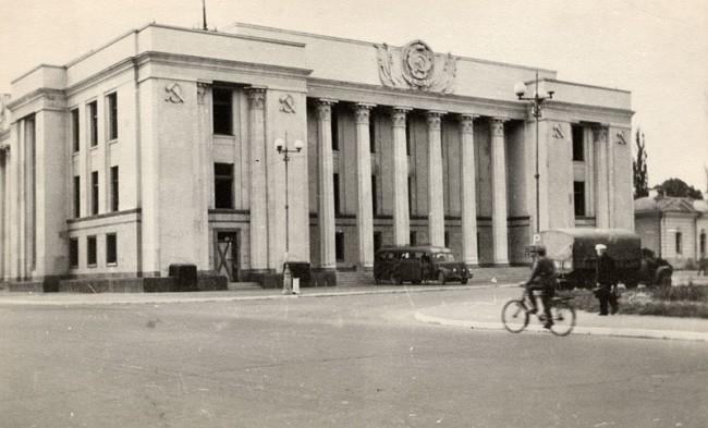 Верховный Совет УССР в 1941 году