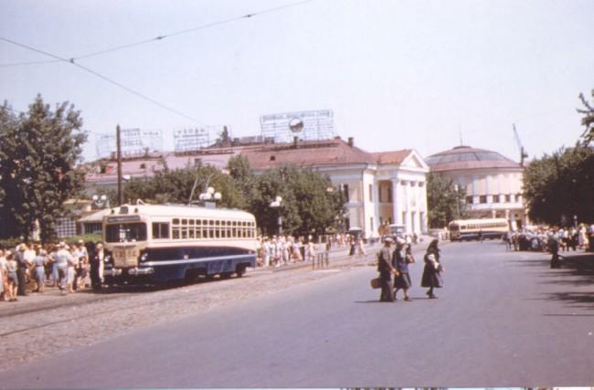 Контрактовая площадь в 1959 году