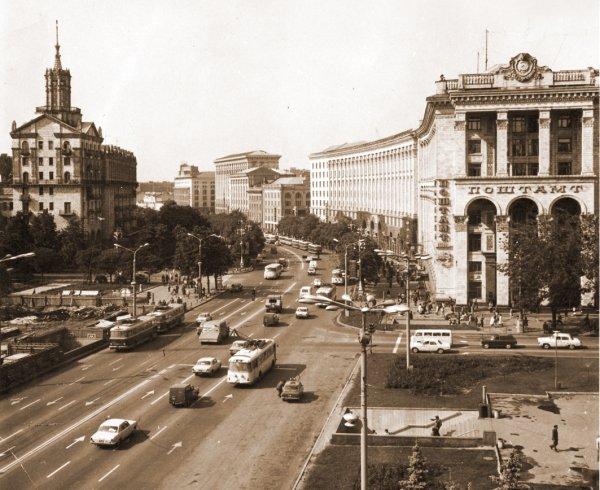 Майдан в 1980-х годах
