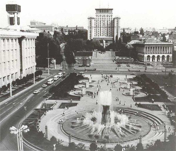 Майдан в 1982 году