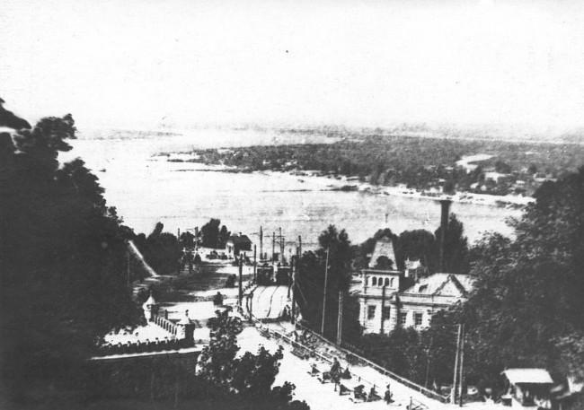 Александровский спуск в 1894 году