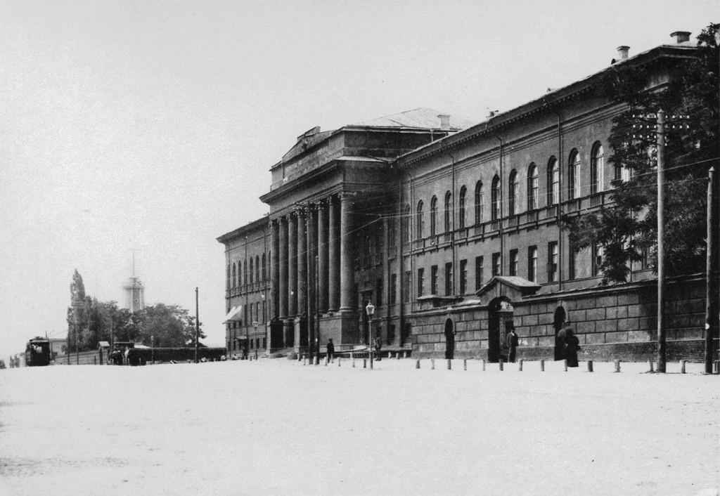 Университет Шевченко в начале 20 века
