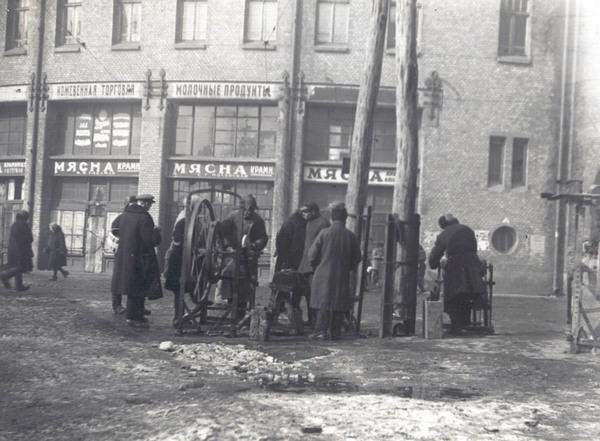 За Бессарабским рынком в 30 году