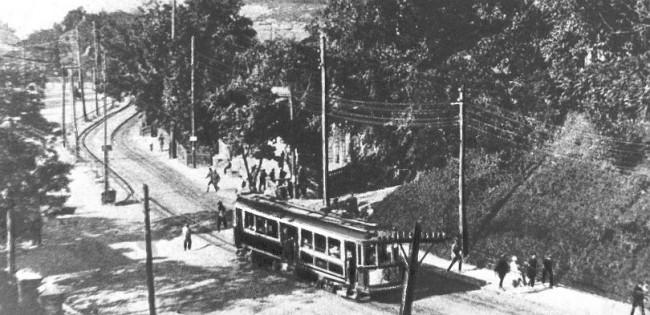Александровский спуск в 30-х годах