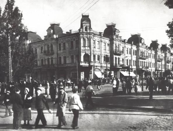 Место нынешней Арены на Красноармейской улице