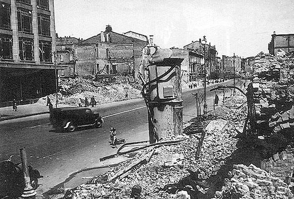 ЦУМ в 1943 году