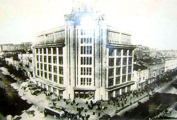 Фото ЦУМа в 1965 году