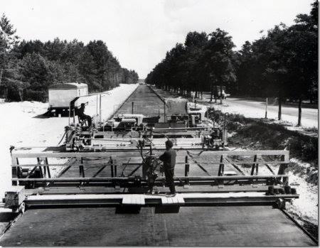 Как строили Бориспольскую трасу, 69 год