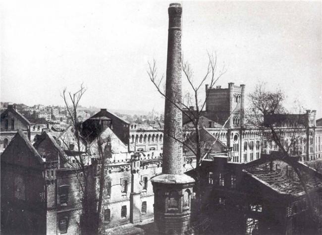 Сухарный завод военного ведомства в 1885 году