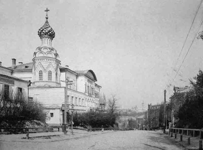 Дом Сулимы в начале 20 века