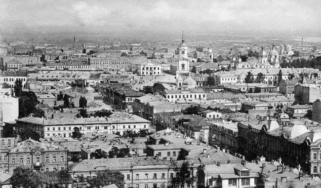 Подол в 1906 году