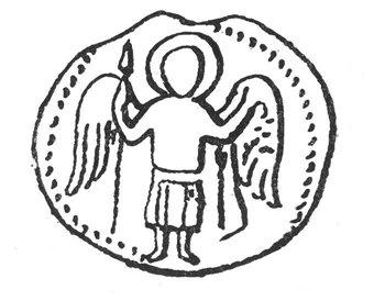 Печать киевского князя, средние века