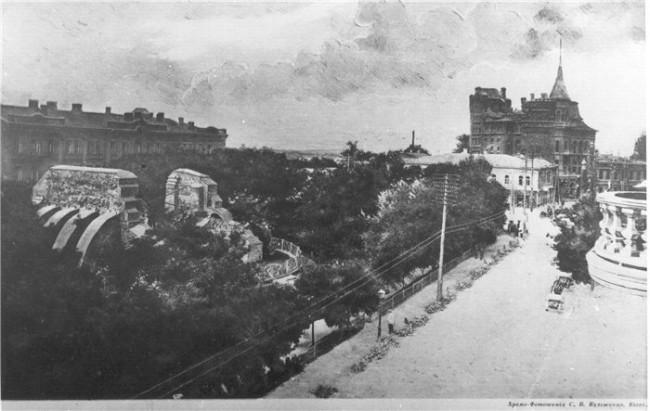 Ярославов Вал в конце 19 века