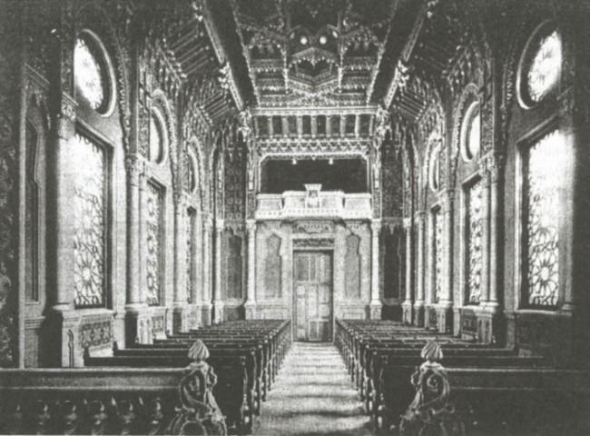 Дом актера изнутри, начало 20 века, Ярославов Вал