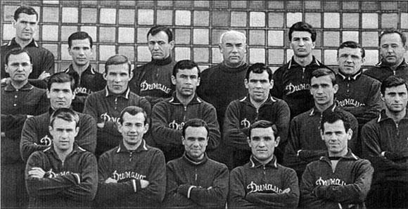Чемпионы СССР 1967 года, Динамо Киев