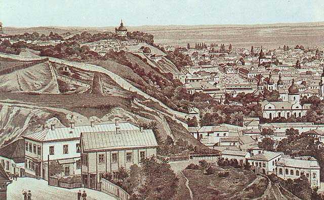 Конец 19 века, Фроловский монастырь