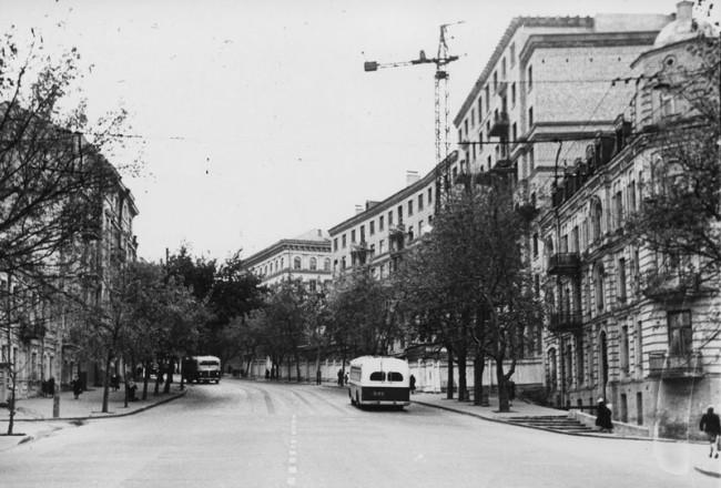 Улица Артема в 55 году