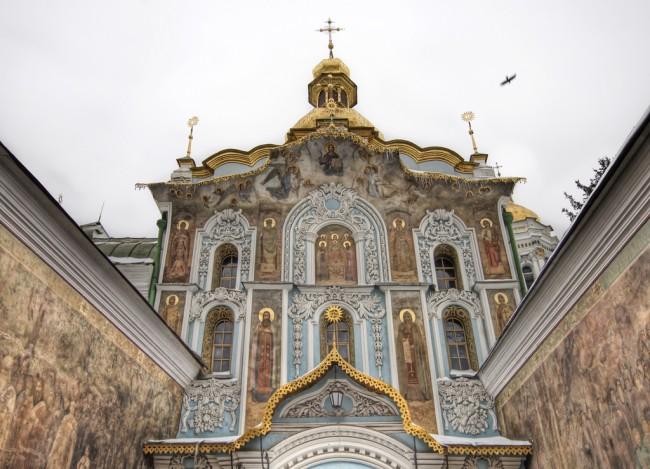 Киево-Печерская Лавра в наши дни