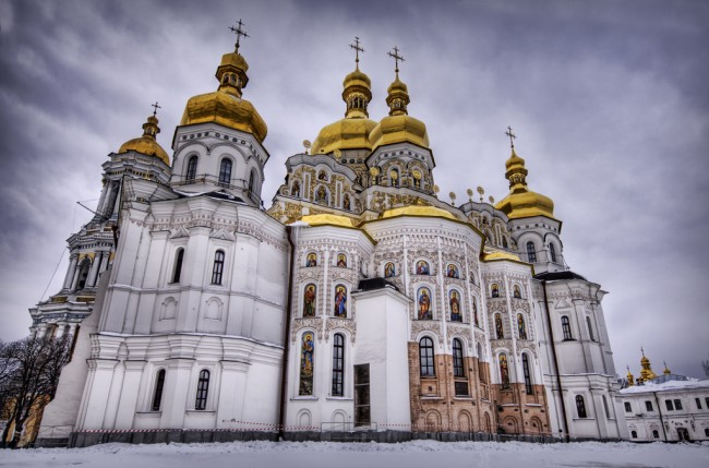 Церкви города Киева