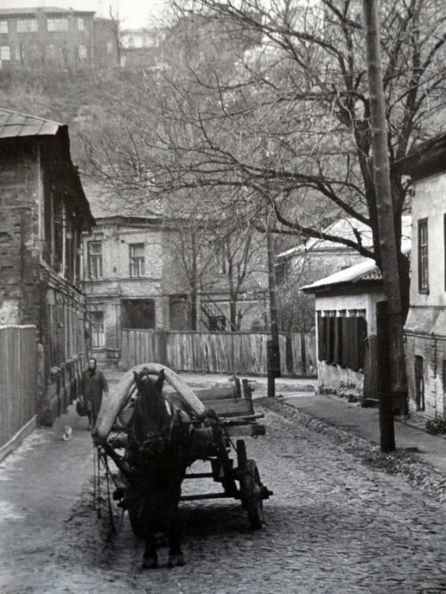 Фото старой Воздвиженки, Гончары-Кожемяки