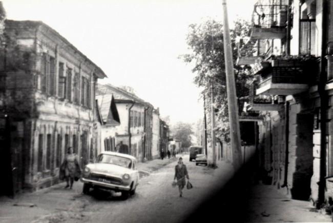 Гончары-Кожемяки, ныне Воздвиженка, 1966 год
