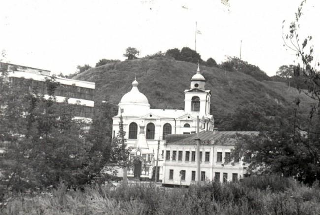 Гончары-Кожемяки, ныне Воздвиженка, 70-е годы 20 века