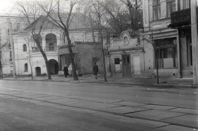 Старая улица Константиновская на Подоле