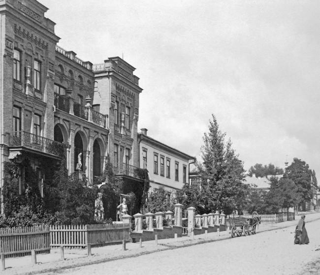Улица Кузнечная, Киев, начало 20 века