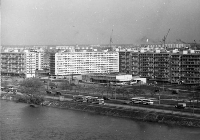Березняки в 70-х годах, Киев