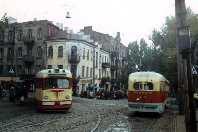 Тургеневская улица в конце 70-х годов