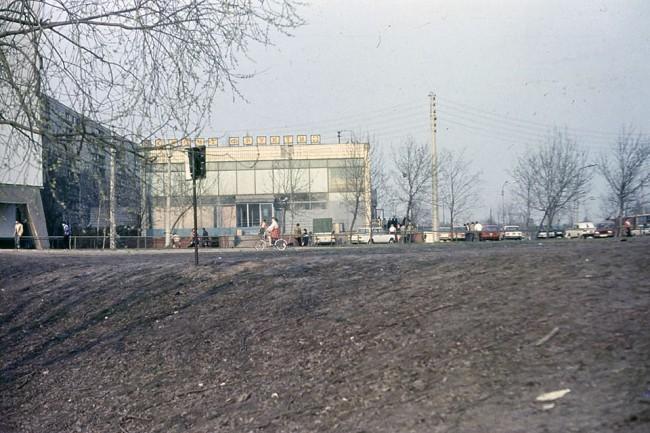 Березняки в 80-х годах, Киев