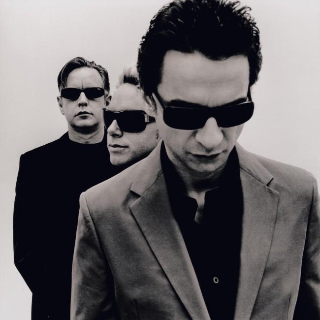 Depeche Mode выступят в Киеве летом