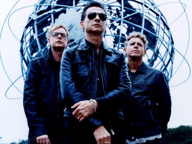 Depeche Mode возвращаются в Киев