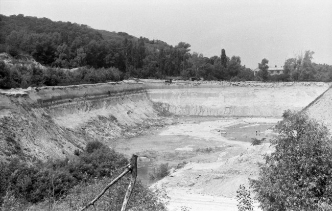 Карьер, Куреневская трагедия 1961 года