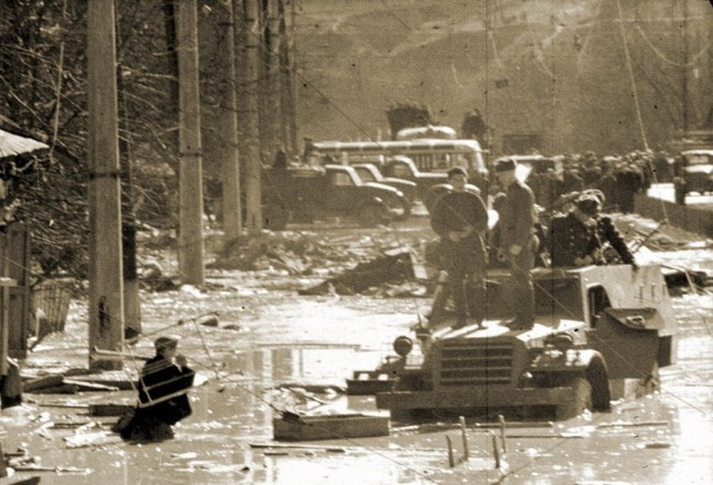 Ликвидация последствий аварии на Куреневке