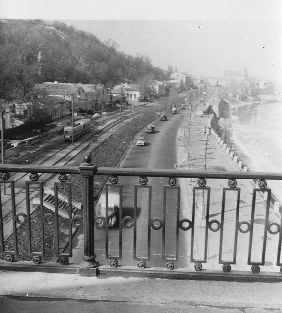 Днепр, Киев, Набережное шоссе, 60 год