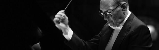 Концерт с оркестром Эннио Морриконе, композитор музыки из фильмов