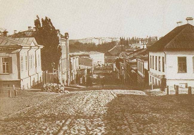 Софиевская улица в начале 20 века