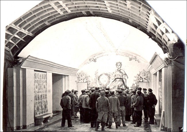 Станция метро Крещатик, Киев