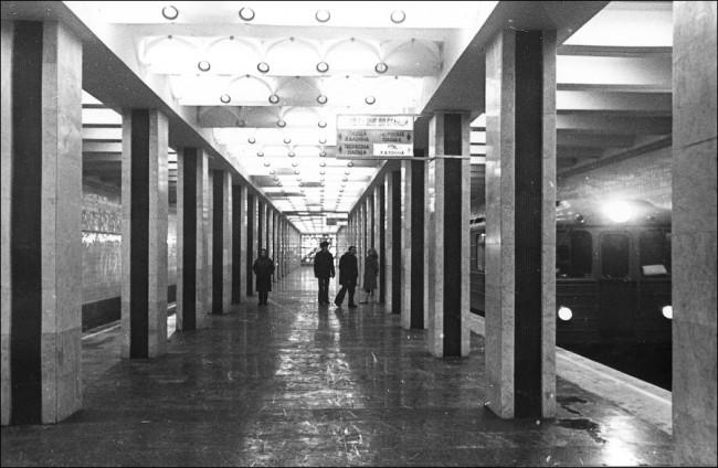 Станция метро Почтовая площадь