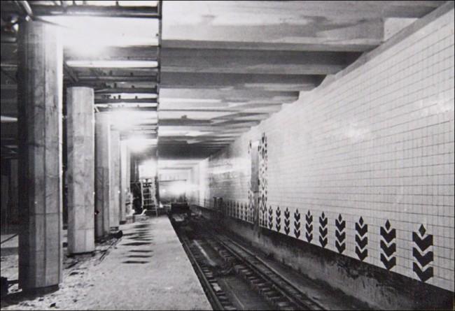 Станция метро Святошин