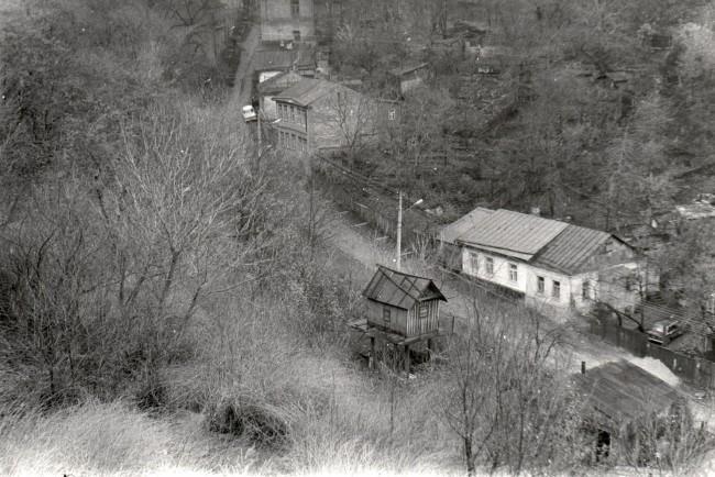 Петровская улица в 1981 году