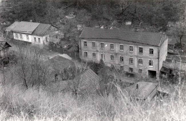 Улица Петровская в 1981 году