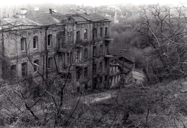 Петровская улица в 1985 году