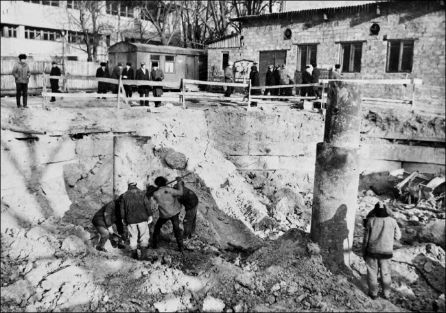 История строительства метро в Киеве